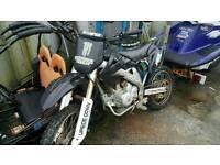 150cc pitbike/crosser/scrambler