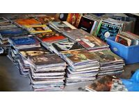 joblot of vinyl records albums lps job lot over 1000