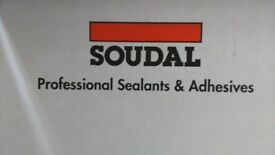 soudal silicone:black, grey,white,clear