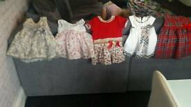 Romany dresses
