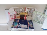 Selection of gift sets.