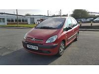 Citroen Xsara Picasso 2.0 HDi Diesel in very good condition drives excellent long MOT