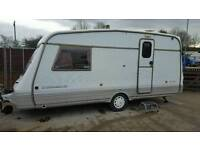 Swift corniche 2 berth lightweight caravan 1997 🎄