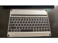 Aluminium Bluetooth Keyboard Case for iPad