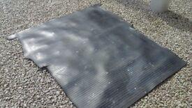 Custom made load area mat