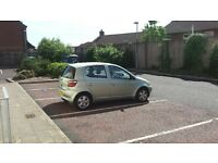 Toyota Yaris (green) late 2001. West Belfast, 2 owners from new. No MOT but wont need much..