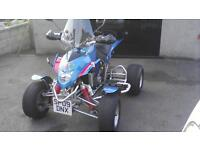 Quadzilla SMC 500 Quad Bike. 2009.