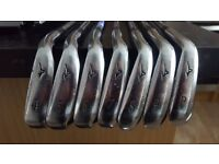 Mizuno Iron Set PW-4 Iron in used condition. See photos for condition