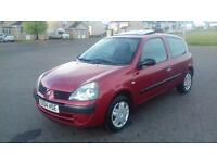 1.2 Renault Clio Expression for sale £550 ono