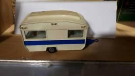 Corgi caravan