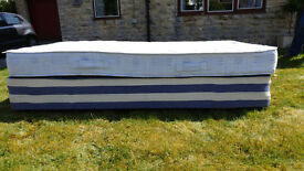 Single Bed with Mattress - Offers welcome - local delivery possible for extra £10