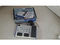 Korg AX10G Multi Effects Guitar processor
