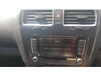 GENUINE VW NAVIGATION RADIO RNS 510 , 2018 MAPS