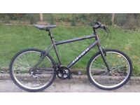 """MENS GENTS ADULTS CARRERA SUBWAY LTD 26 WHEEL 20&quot FRAME 21""""SPEED LIGHT WEIGHT BIKE BICYCLE"""