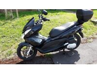 Honda PCX low mileage