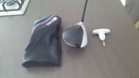 Taylormade M3 440 9 degree driver as new