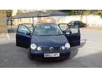 VW POLO TWIST, AUTOMATIC, CLEAN. COMES WITH MOT + £50 FREE PETROL, SERVICE HISTORY