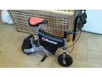 Razor electric bike ( non - working )