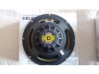Pair of Celestion BN10-200X Bass Speakers