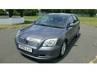 Toyota AVENSIS 1.8 T3-X 5-door Hatchback, Manual