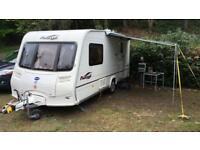 Bailey Pageant Normandie 2 berth caravan