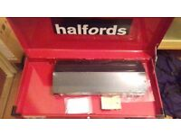 Halfords 9 drawer tool chest