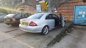 Spares and Repairs Mercedes C200