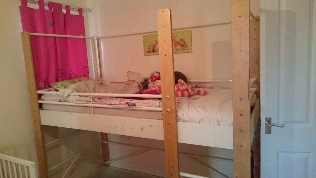 Ikea Lo Bunk Bed In Weston Super Mare Somerset Gumtree