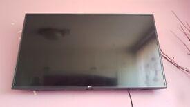 LG 43LH604V 43 inch 1080p Full HD Smart TV WebOS