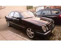1999-T Mercedes Benz E300 TD Elegance auto W210 OM606
