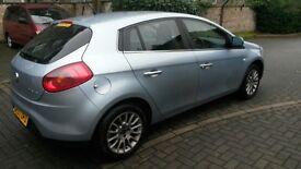 2007 Fiat Bravo 1.4 Dynamic 5dr 6 speed £2300.00 o.n.o.