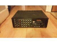 Jarguar Suhyoung SPA-203 III Rackmount Digital Echo Stereo Mixing Amplifier