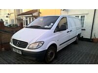 Mercedes Vito 2.2 109 CDI Long Excellent Condition