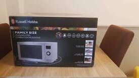 Russell Hobbs microwave/combi oven