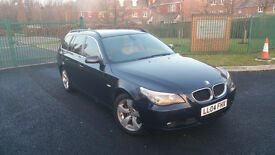 BMW E61 530D LOW MILLAGE!!!! FULL SERVICE HISTORY
