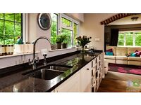 Stonemason Fitter for Successful Gatwick Based Granite Worktops company