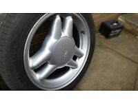 Ford Mustang Wheels (Jap fittment 5x114.3)