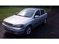 Vauxhall Astra Enjoy 1.4, 16V, 05 Plate, 89000 Miles, MOT MAY 2017 Like Vectra, IS 220, 3 Series