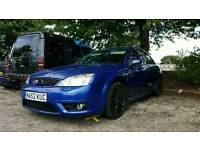 BREAKING ford mondeo st 220