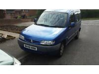 citroen berlingo multi space