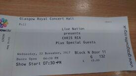 Chris Rea tickets