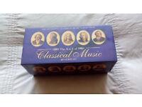 40 cd classical music cds
