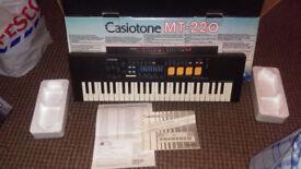 Casiotone MT-220 for sale