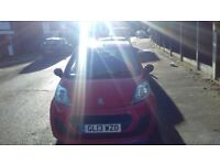pegeout 107 very good condtion service history mot 2 keys very reliable little car