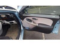 Rover 75 classic saloon, Sky blue, 2003, 65000 miles, 1995 cc