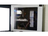 Custom Gaming pc for sell or swap for laptop