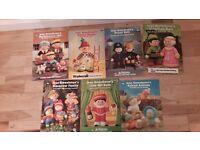 Knitting books £10
