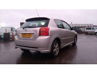 Toyota corola diesel spare parts available