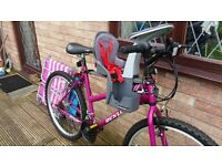 **Childrens WeeRide Bike Seat**