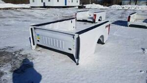 Take-off Beds, Bumpers, and Tailgates at Auction - Ends March 20th